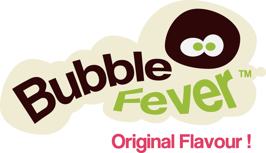 logo bubble fever
